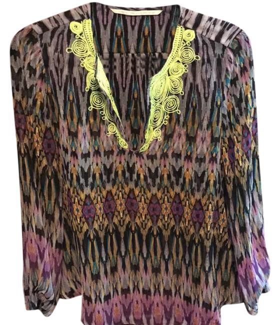 Preload https://img-static.tradesy.com/item/21628229/twelfth-st-by-cynthia-vincent-multicolor-silk-tunic-size-6-s-0-1-650-650.jpg