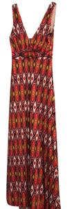 ikat multicolor Maxi Dress by Tory Burch