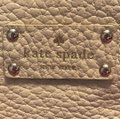Kate Spade Maise Raw Almond Cowhide Leather Satchel Kate Spade Maise Raw Almond Cowhide Leather Satchel Image 9