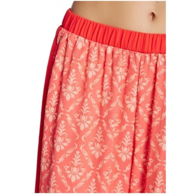 Romeo & Juliet Couture Baggy Pants Coral & Cream