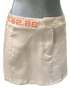 86.62.88 Mini Skirt tan