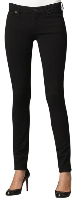 Preload https://item2.tradesy.com/images/7-for-all-mankind-black-dark-rinse-gwenevere-super-in-double-knit-skinny-jeans-size-26-2-xs-21628681-0-1.jpg?width=400&height=650