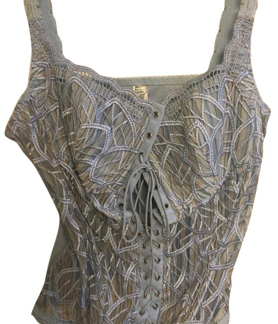 Preload https://item3.tradesy.com/images/blue-camisole-tank-topcami-size-6-s-21628697-0-1.jpg?width=400&height=650