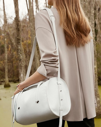 Botkier Satchel in Seashell Cream