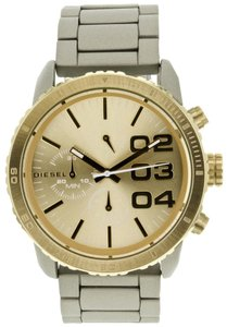 Diesel Diesel Male Dress Watch DZ5303 Gold Chronograph