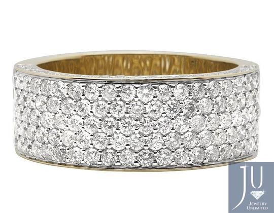 Preload https://item4.tradesy.com/images/10k-yellow-gold-men-s-pave-vs2-diamond-pinky-band-350ct-engagement-ring-21629258-0-0.jpg?width=440&height=440