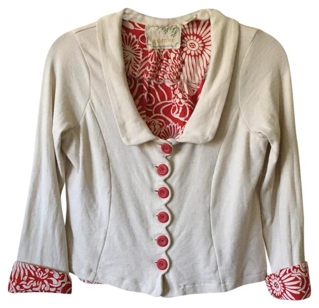 Preload https://img-static.tradesy.com/item/21629268/anthropologie-off-whitered-sparrow-button-down-top-size-8-m-0-1-650-650.jpg