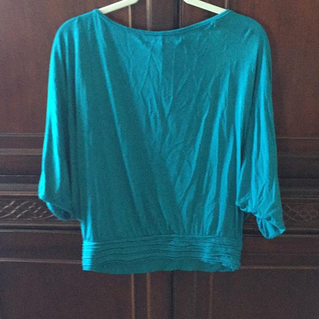 Max Studio Top teal