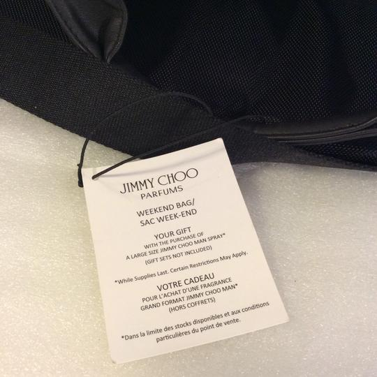 Jimmy Choo black Travel Bag