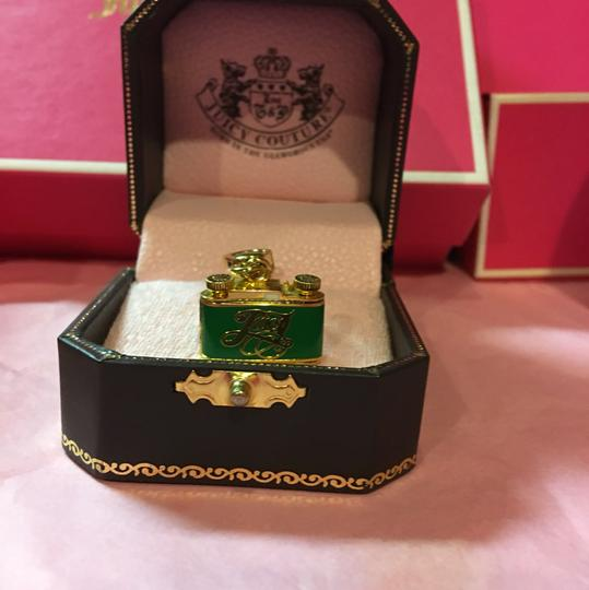 Juicy Couture JUICY COUTURE RARE GREEN CAMERA MIRROR CHARM!!