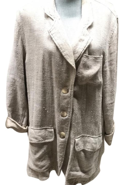 Harve Bernard natural earth color Jacket