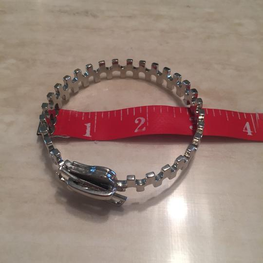 Boutique Zipper Bangle