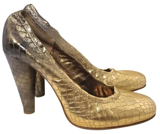 Preload https://img-static.tradesy.com/item/21629925/twelfth-st-by-cynthia-vincent-gold-bronze-python-pumps-size-us-10-regular-m-b-0-1-540-540.jpg