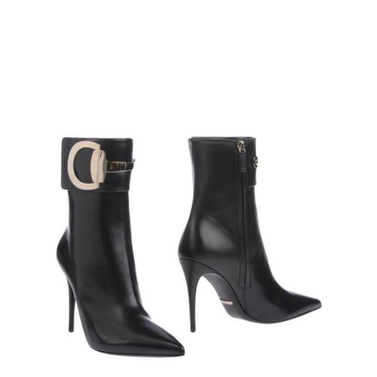 Preload https://item5.tradesy.com/images/gucci-black-gold-new-bootsbooties-size-eu-41-approx-us-11-regular-m-b-21630439-0-0.jpg?width=440&height=440