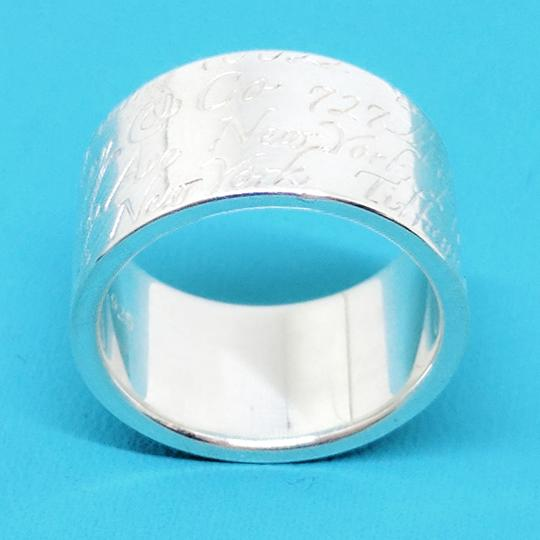 Tiffany & Co. Tiffany & Co. Notes Band