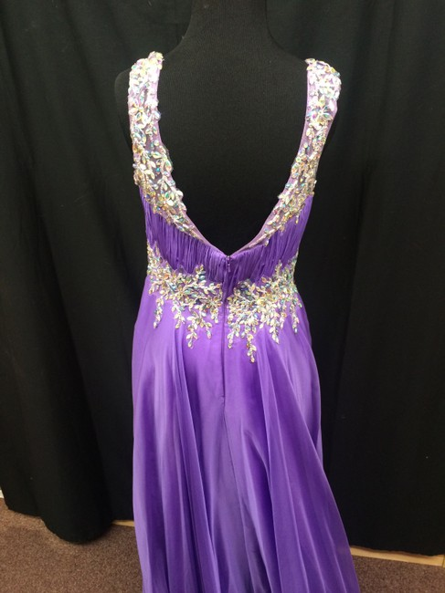 Rachel Allan Prom Pageant Homecoming Dress