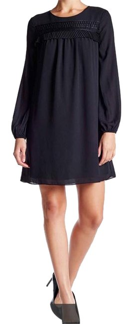 Preload https://item4.tradesy.com/images/max-studio-black-short-night-out-dress-size-12-l-21630718-0-1.jpg?width=400&height=650