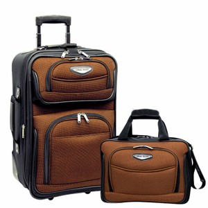 travel select orange Travel Bag