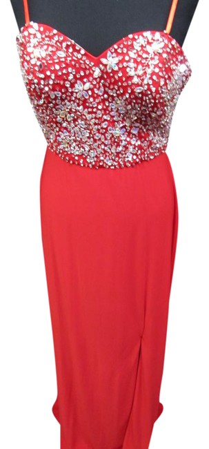 Preload https://img-static.tradesy.com/item/21630862/josh-and-jazz-red-e50015josh-long-formal-dress-size-8-m-0-1-650-650.jpg