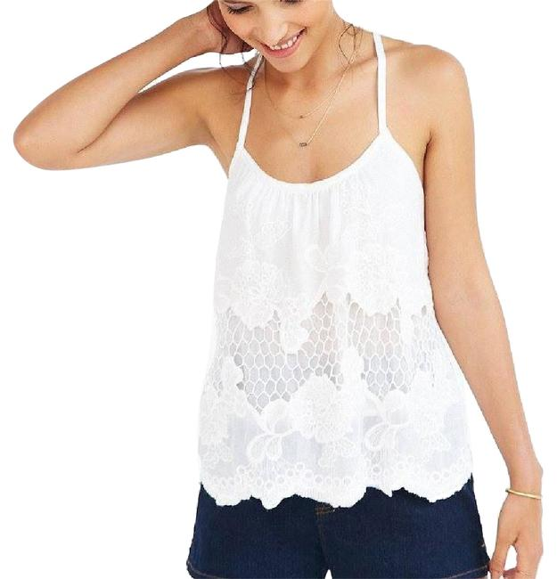 Preload https://item4.tradesy.com/images/kimchi-blue-lace-tank-topcami-size-4-s-21631038-0-1.jpg?width=400&height=650