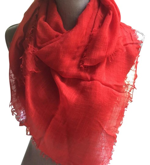 Preload https://item4.tradesy.com/images/red-scarfwrap-21631123-0-1.jpg?width=440&height=440
