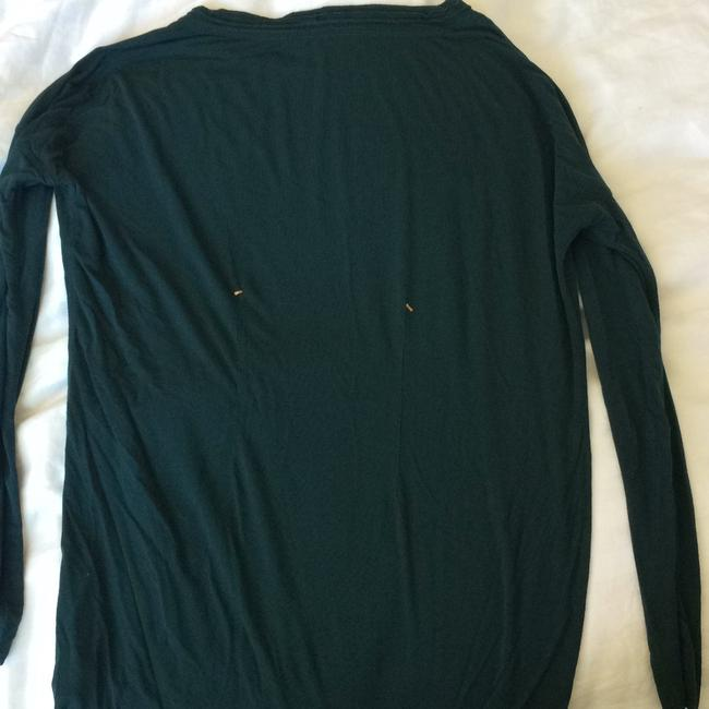 Kit and Ace Top dark green