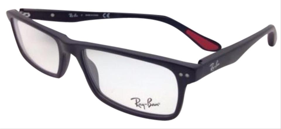 18ebeaf3f9a Ray-Ban New RAY-BAN Eyeglasses RB 5277 2077 54-17 140 Sandblasted ...