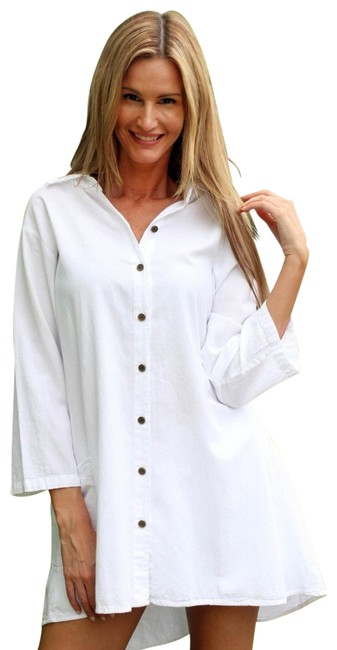 Preload https://img-static.tradesy.com/item/21631449/lirome-white-low-high-organic-cotton-cute-kaymi-long-sleeve-country-tunic-size-26-plus-3x-0-3-650-650.jpg