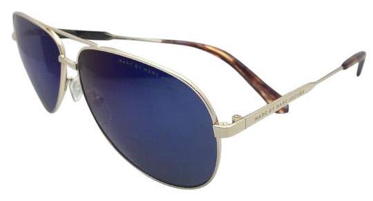 Preload https://item2.tradesy.com/images/marc-by-marc-jacobs-mmj-444s-j5g1g-gold-aviator-w-greyblue-mirror-444s-w-sunglasses-21631456-0-1.jpg?width=440&height=440