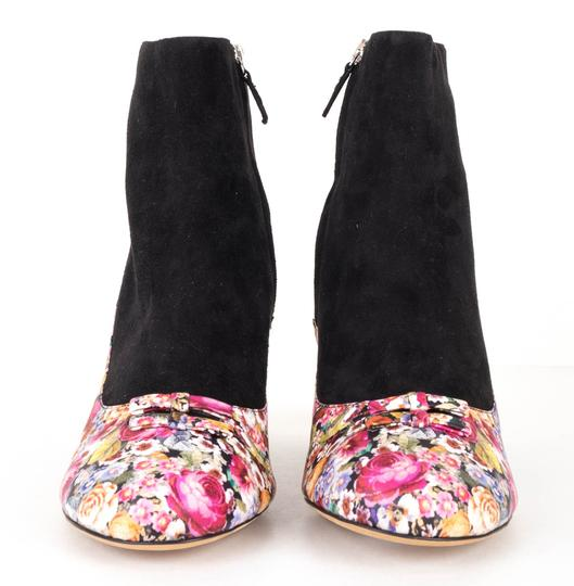 Tabitha Simmons floral Boots