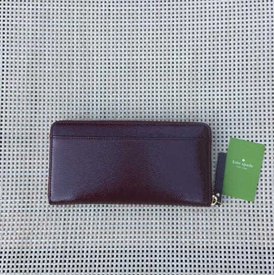 Kate Spade Bixby Place Neda Leather Zip Around Wallet