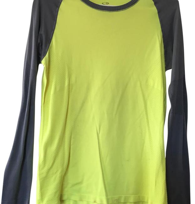 Preload https://img-static.tradesy.com/item/21631620/champion-neon-yellow-and-grey-activewear-top-size-8-m-0-1-650-650.jpg