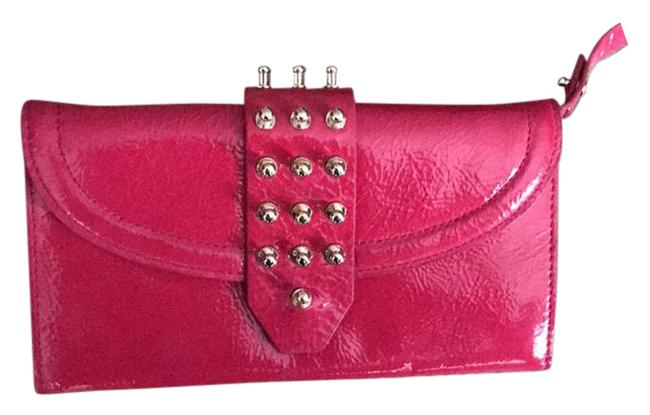 Item - Wallet Pink Patent Leather Clutch