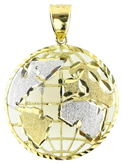 Preload https://item5.tradesy.com/images/yellow-and-white-gold-charm-21631724-0-2.jpg?width=440&height=440