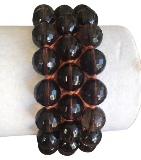 Preload https://item4.tradesy.com/images/chan-luu-smokey-quartz-new-chunky-three-single-wrap-bracelet-21631733-0-1.jpg?width=440&height=440