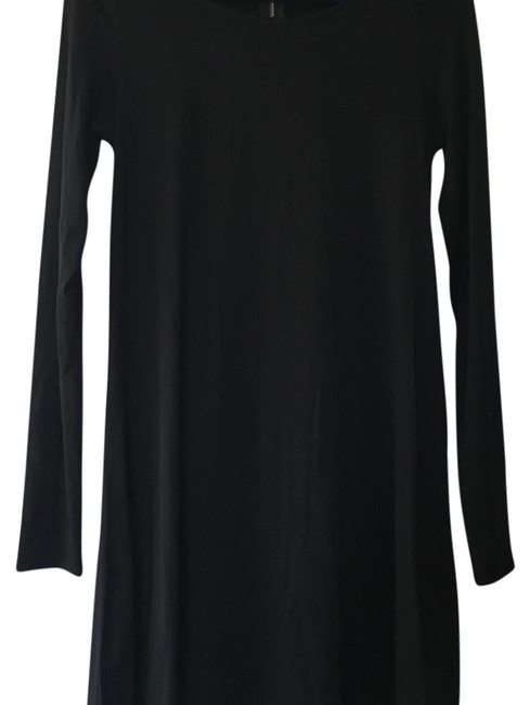 Preload https://item1.tradesy.com/images/express-black-mid-length-short-casual-dress-size-2-xs-21631875-0-1.jpg?width=400&height=650