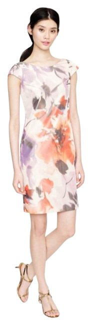 Preload https://item1.tradesy.com/images/jcrew-collection-watercolor-mid-length-short-casual-dress-size-4-s-21631950-0-2.jpg?width=400&height=650