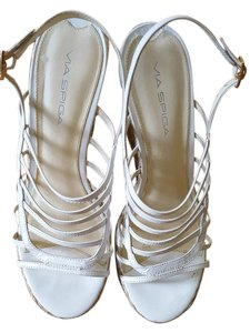 Via Spiga Sandals Sandals Sandals Leather Sandals High Heels Sandals White Platforms