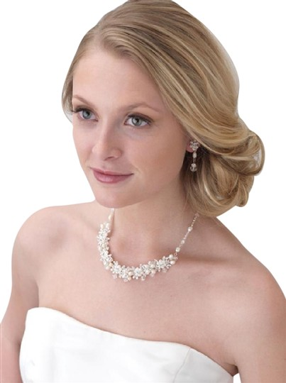 Joy Freshwater Pearl Crystal Jewelry Set