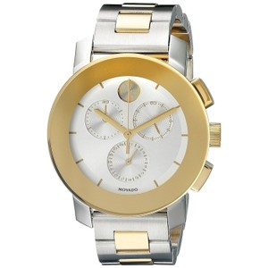Movado Stainless Chronograph Midsize 3600357