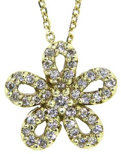 ABC Jewelry Fancy Diamond Necklace