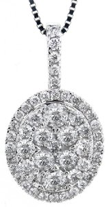 ABC Jewelry Fancy Diamond Pendant