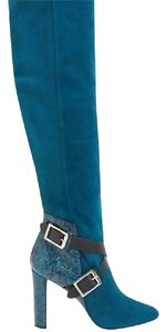 Jimmy Choo Doma Over The Knee Suede Devon Boots