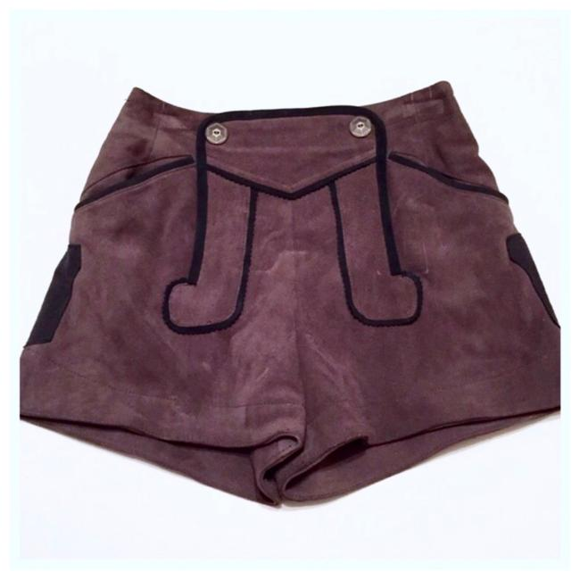 Item - Suede Shorts Size 2 (XS, 26)