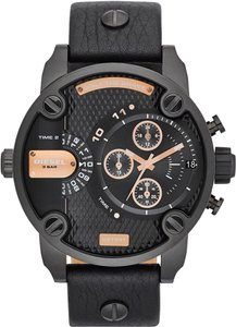 Diesel DIESEL Male Fashion Watch DZ7291 Black Analog