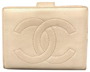 Chanel CHANEL CC Bifold Snap Wallet