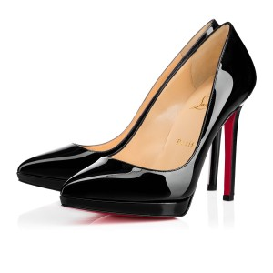 Christian Louboutin Ankle Boots So Kate Pigalle Black Pumps