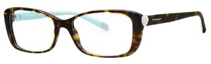 Tiffany & Co. Tiffany Eyeglasses TF2090H 8015 Havana