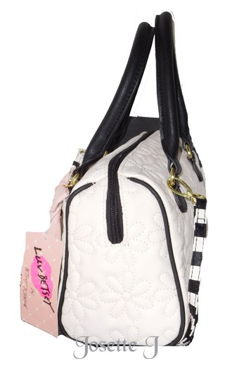 Betsey Johnson Front Pocket Cross Body Bag Image 3