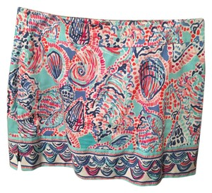 Lilly Pulitzer Mini Skirt Multi